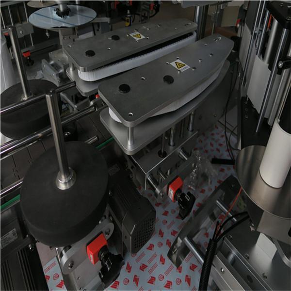 Жоғары дәлдіктегі көп функционалды жалпақ бөтелкені таңбалау машинасы электрмен басқарылады