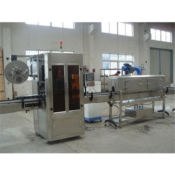 Бу генераторы бар цифрлы басқару үшін пластикалық шыныаяқ жеңді жапсыру машинасы