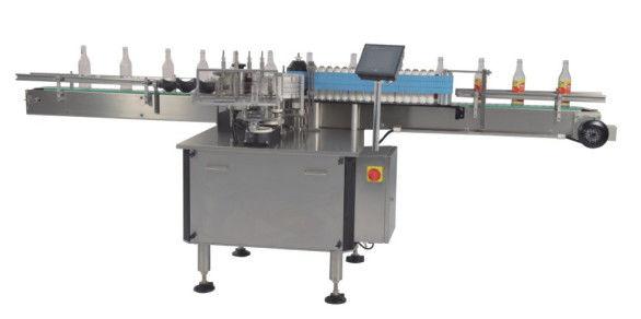 Ыстық балқытылған Bopp / дымқыл желім бөтелкелер үшін автоматты тегіс жапсырма жаққыш