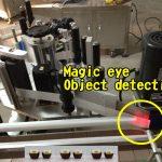 Бал бөтелкесін автоматты түрде жапсыруға арналған аппликатор