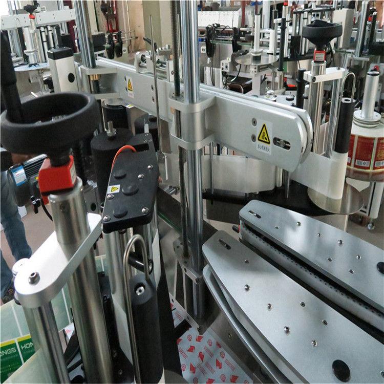 Дөңгелек / төртбұрышты / субулификалық бөтелкеге арналған жапсырманың автоматты аппликаторы