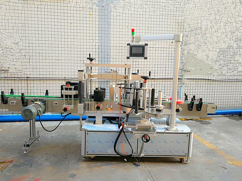 Екі жағы бар қарапайым автоматты алдыңғы және артқы жапсырма машинасы